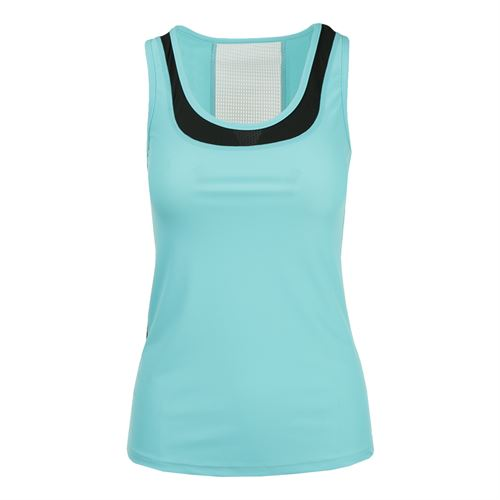 BPassionit Vented Tank - Cabo Blue