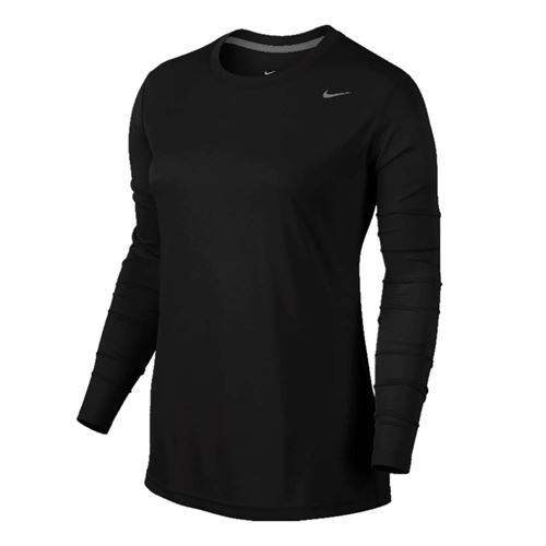 Nike Team Legend Long Sleeve - Black/Cool Grey