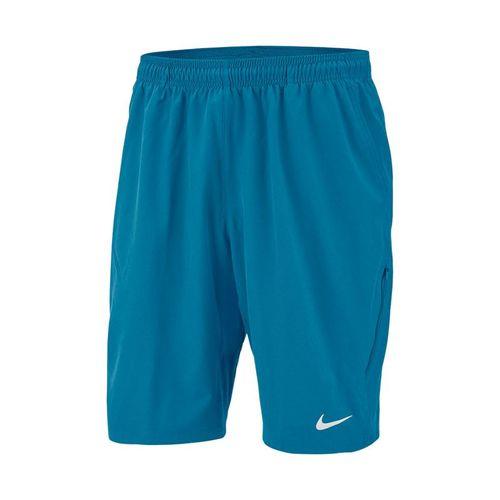 Nike Court Flex 11 inch Woven Short Mens Neo Turquooise/White 455618 425