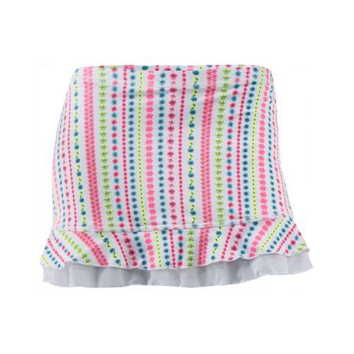 Sofibella UV Colors Girls Ruffle Skirt - Candy Print