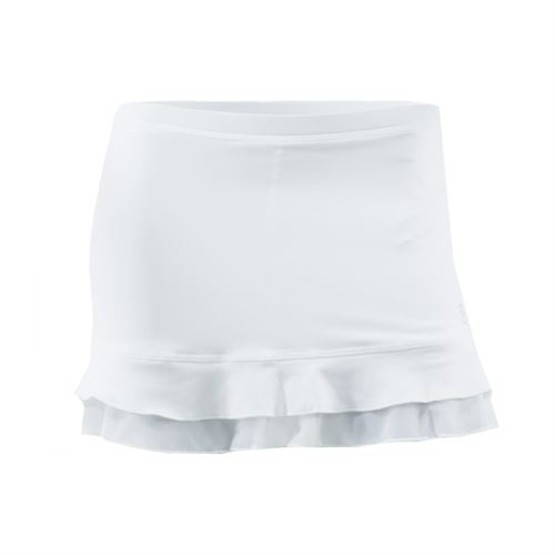 Sofibella UV Colors Girls Ruffle Skirt - White