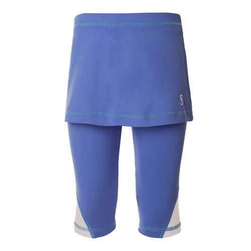 Sofibella Montreal Girls All Court Abaza Skirt - Valley Blue