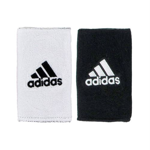 adidas Interval Double Wide Reversible Wristband 5134704