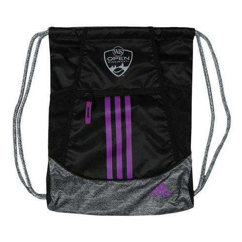 adidas W&S Open Alliance II Sack Pack - Black/Onix/Shock Purple