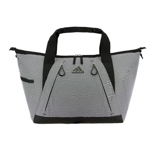 adidas Studio II Duffel - Optic Stripe Black 6275074c0786