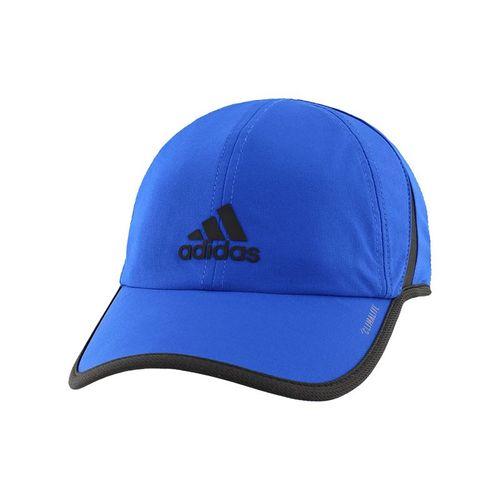 adidas Mens SuperLite Hat - Royal/Black