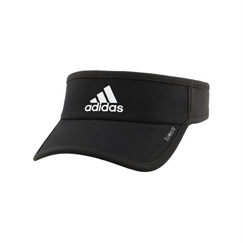 adidas Mens SuperLite Visor - Black/White