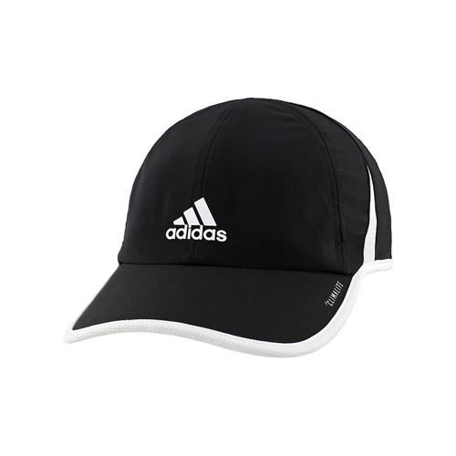 adidas Womens SuperLite Hat - Black/White