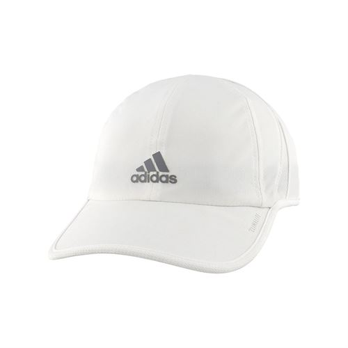 adidas Womens SuperLite Hat - White/Light Onix