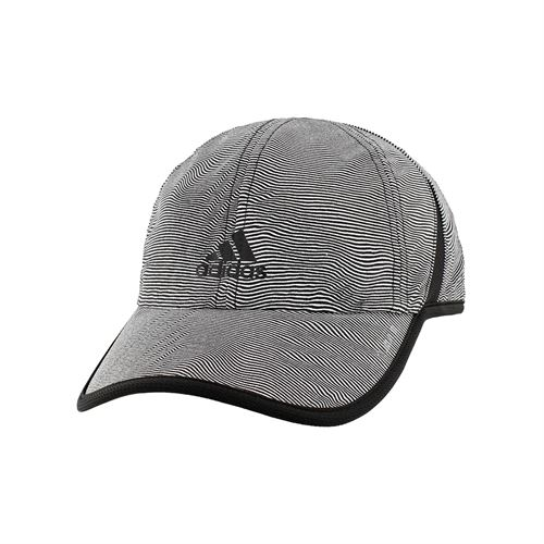 adidas Womens SuperLite Pro Hat - Optic Stripe Black 06c134be38