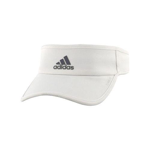 adidas Womens SuperLite Visor - White/Onix