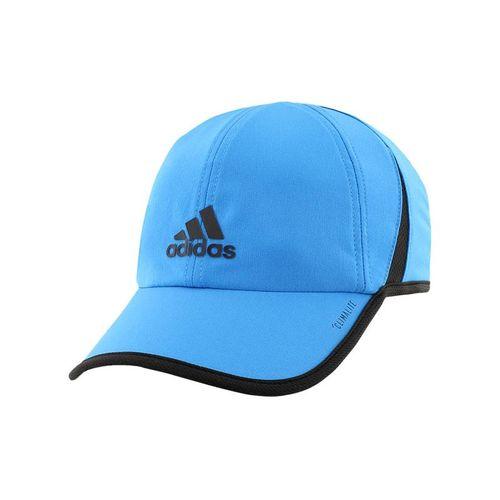 adidas Mens SuperLite Cap - Bright Blue/Black