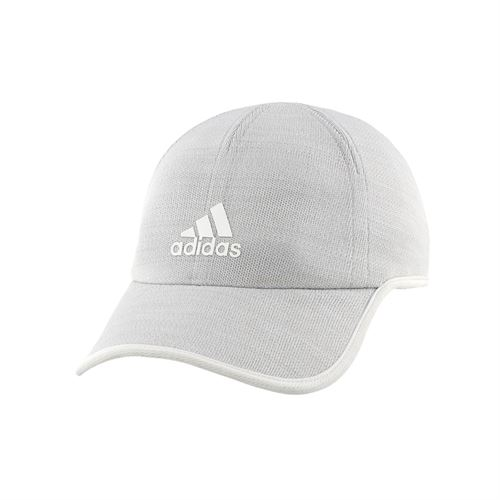 810b1520d91 adidas Mens Superlite Prime II Hat - White Clear Grey