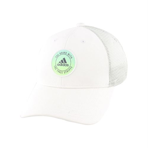 d4ef07324d9f7 adidas Womens Notion Cap - White Clear Grey Hi Res Yellow Clear Mint