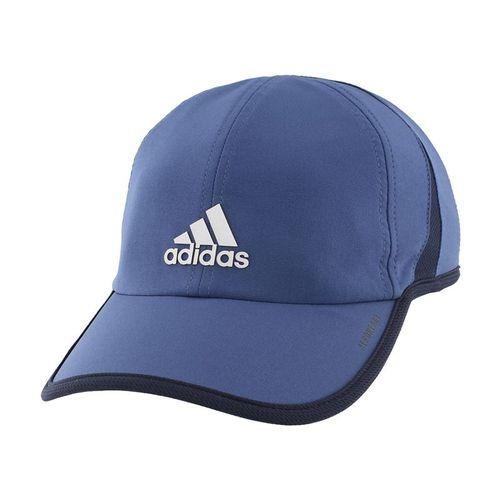 adidas SuperLite Mens Hat - Tech Indigo Blue/Legend Ink Blue/Silver