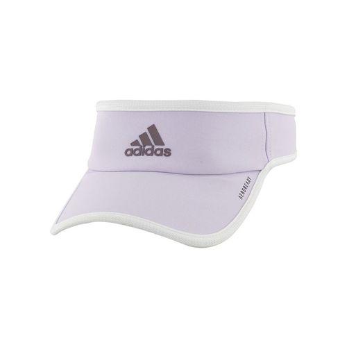 adidas SuperLite Womens Visor - Purple Tint/Legacy Purple/White