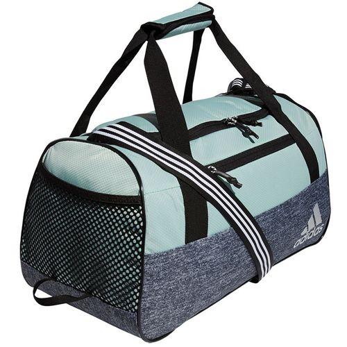 adidas Squad IV Duffel Tennis Bag - Green Tint