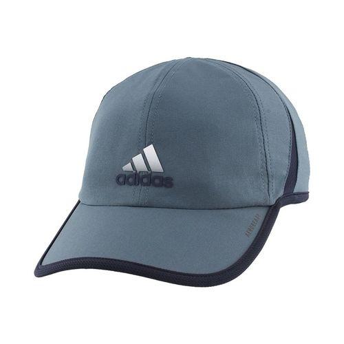 adidas Mens SuperLite Hat - Legacy Blue/Legend Ink/White