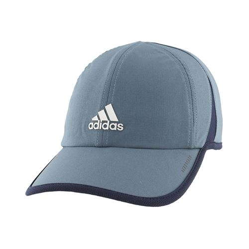adidas SuperLite Womens Hat - Legacy Blue/Legend Ink Blue/Silver