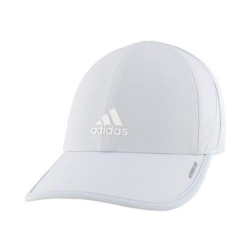 adidas Womens SuperLite Hat - Halo Blue/White