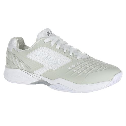 dd82c0af4db1 Fila Axilus 2 Energized Womens Tennis Shoe - White Sliver