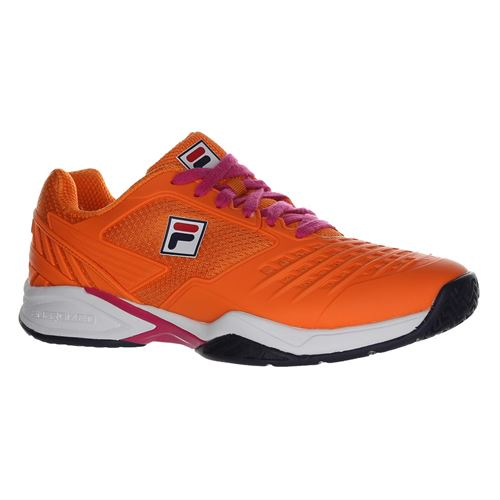 Fila Axilus 2 Energized Mens Tennis Shoe - Opel/White/FSPL