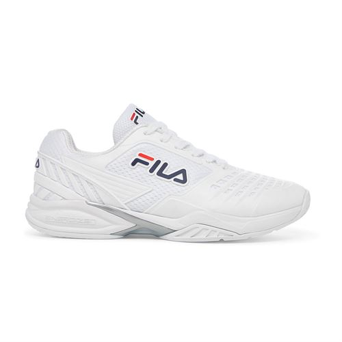 Fila Axilus 2 Energized womens Tennis Shoe White/Blue 5TM00603 147