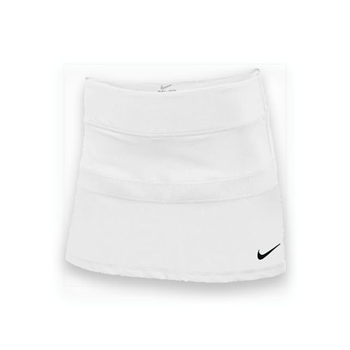 Nike Team Court Skirt - White