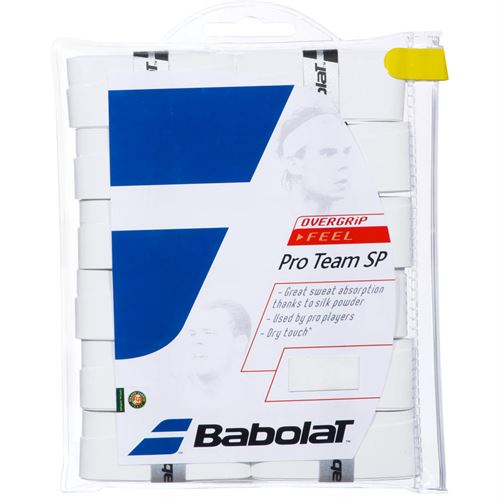 Babolat Syntec Pro Team SP Overgrip (12 Pack)