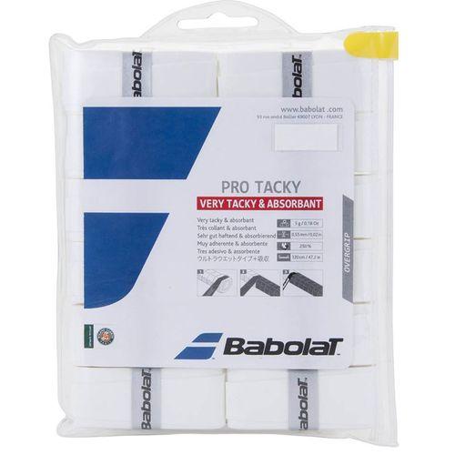 Babolat Pro Tacky Overgrip (12 Pack)