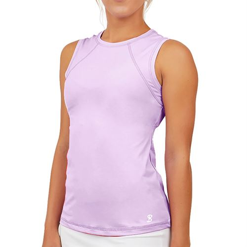Sofibella UV Sleeveless Tank Womens Lavender 7003 LAV