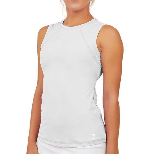 Sofibella UV Sleeveless Tank Womens White 7003 WHT