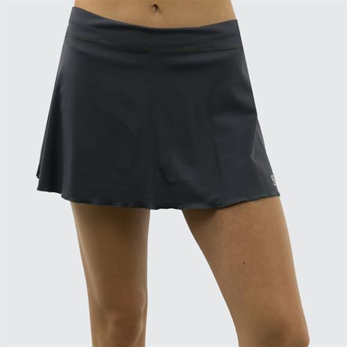 08ee6b90f4 Sofibella 13 Inch Skirt, Grey, 7008 GRY | Sofibella Women's Tennis ...