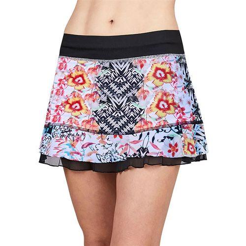 Sofibella UV 13 inch Skirt Womens Victoria Print 7010 VCT