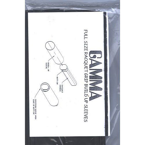 gamma-grip-build-up