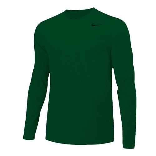 Nike Team Legend Long Sleeve - Gorge Green/Cool Grey