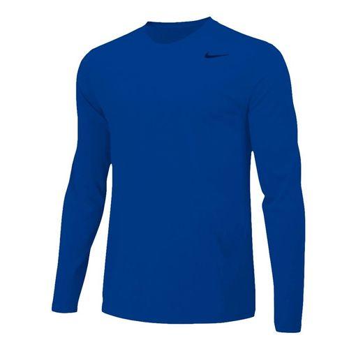 Nike Team Legend Long Sleeve - Game Royal/Cool Grey