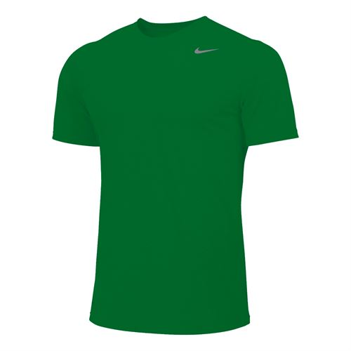 Nike Team Legend Crew - Kelly Green/Grey