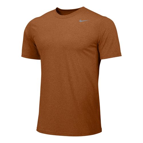 Nike Team Legend Crew - Desert Orange/Grey