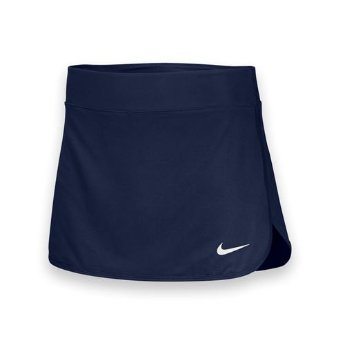 Nike Team Pure Skirt - Navy/White