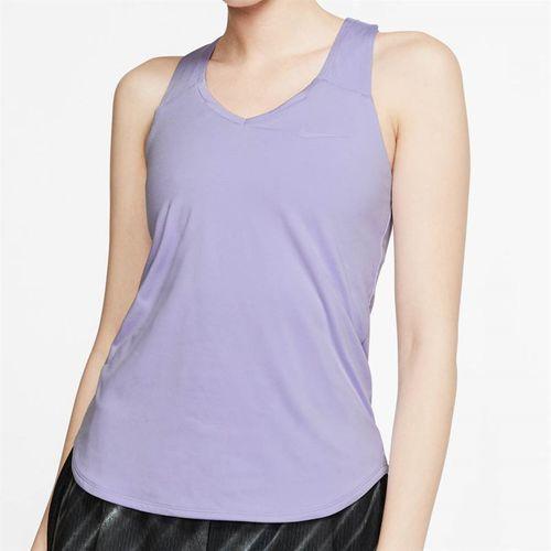 Nike Pure Tank - Purple Agate