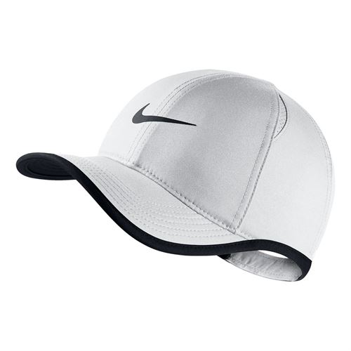 Nike Kids Featherlight Hat - White e509497af96