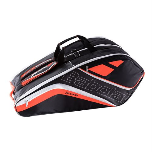 Babolat Team Line 12 Pack Tennis Bag - Fluo Red