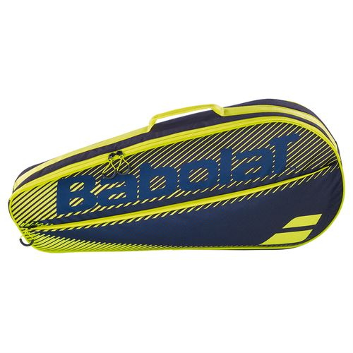 Babolat RH Club Essential 3 Racquet Tennis Bag Black/Yellow 751202 142MY
