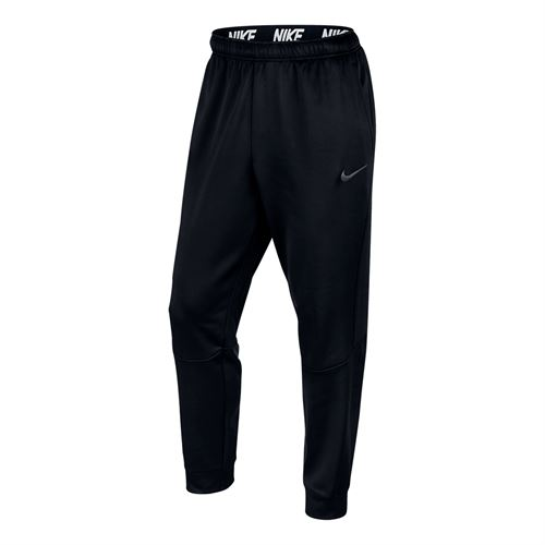 Nike Therma Pant - Black/Dark Grey