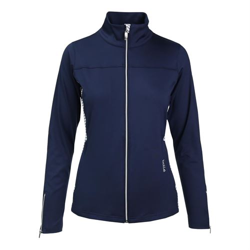 Bolle Essentials Full Zip Jacket - Navy