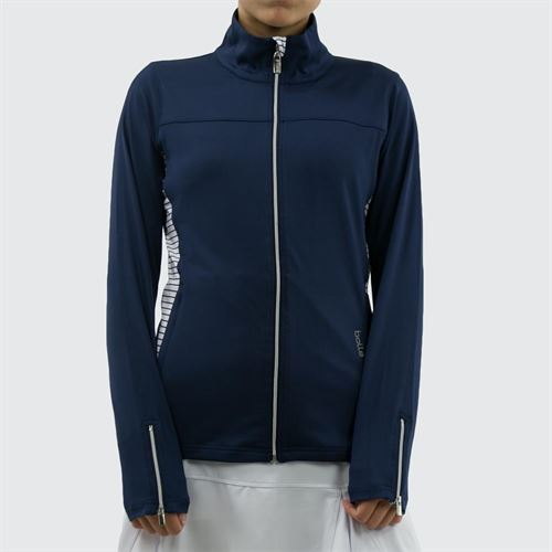 Bolle Essentials Full Zip Jacket - Navy