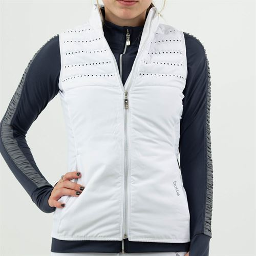 Bolle Essentials Vest Womens White 8255 CO 0110