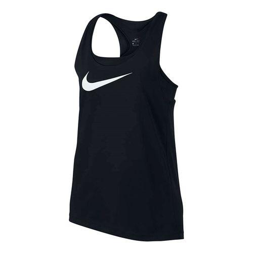 Nike Girls Breathe Tank - Black
