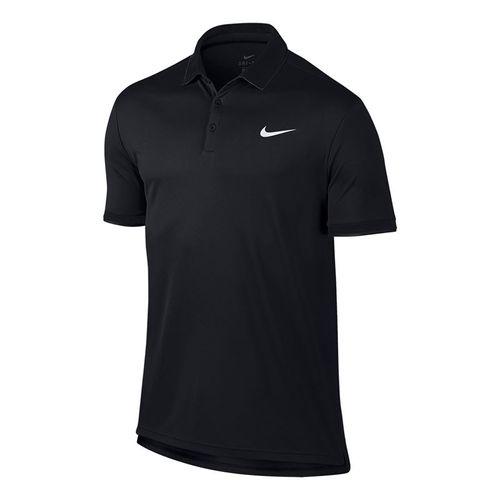 Nike Court Dry Team Polo - Black